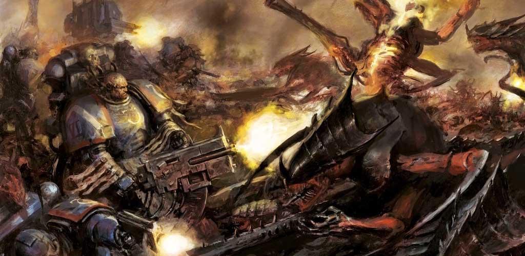 GT Warhammer 40000 Santiago 2020